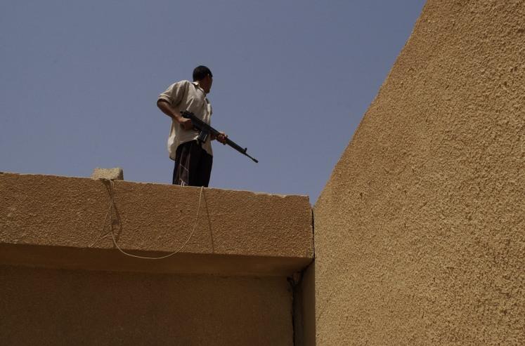 IRAQ ADDIS