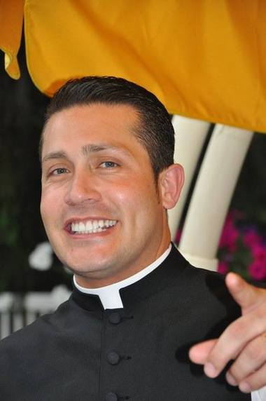 The Rev. Alex Orozco in a Facebook photo
