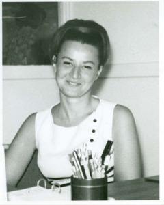 Joan Freeman was murdered in 1968.